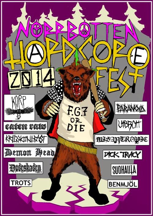 NBHC Fest Poster